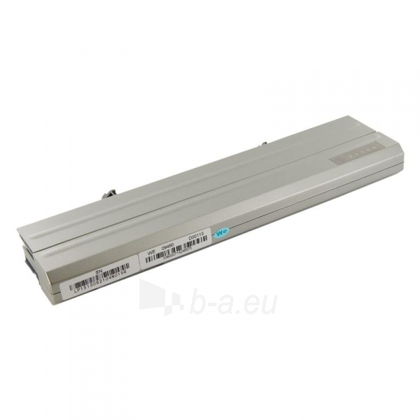 Nešiojamo kompiuterio baterija Whitenergy Dell Latitude E4300 E4310 11.1V 4400 Paveikslėlis 3 iš 7 310820005321