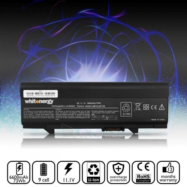 Nešiojamo kompiuterio baterija Whitenergy Dell Latitude E5500 11.1V 6600mAh Paveikslėlis 8 iš 13 250254100588