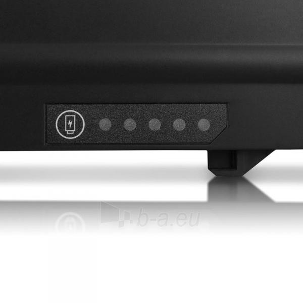 Nešiojamo kompiuterio baterija Whitenergy Dell Latitude E5500 11.1V 6600mAh Paveikslėlis 5 iš 13 250254100588
