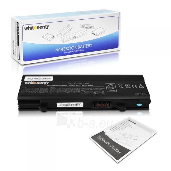 Nešiojamo kompiuterio baterija Whitenergy Dell Latitude E5500 11.1V 6600mAh Paveikslėlis 4 iš 13 250254100588