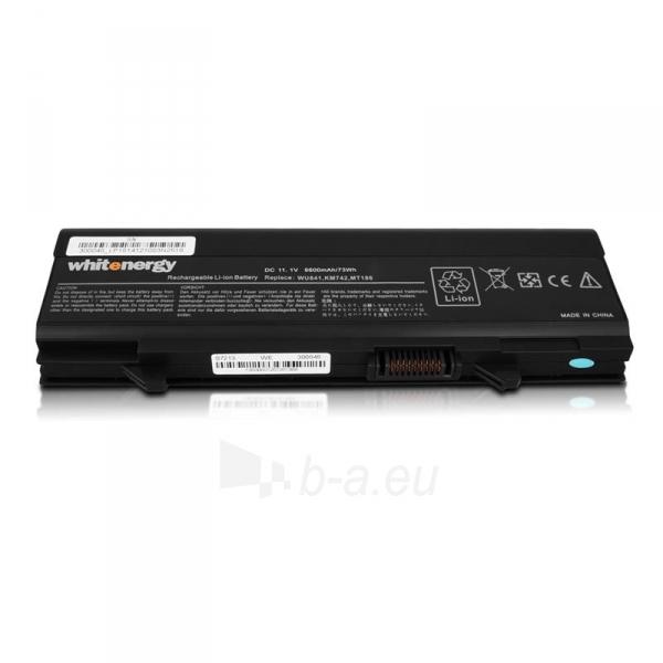 Nešiojamo kompiuterio baterija Whitenergy Dell Latitude E5500 11.1V 6600mAh Paveikslėlis 3 iš 13 250254100588