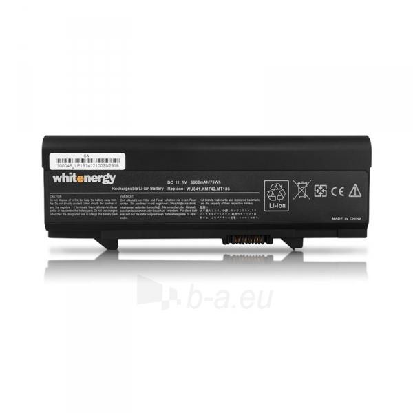 Nešiojamo kompiuterio baterija Whitenergy Dell Latitude E5500 11.1V 6600mAh Paveikslėlis 2 iš 13 250254100588