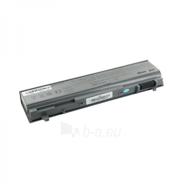 Nešiojamo kompiuterio baterija Whitenergy Dell Latitude E6500 11.1V 4400mAh Paveikslėlis 1 iš 7 250254100589