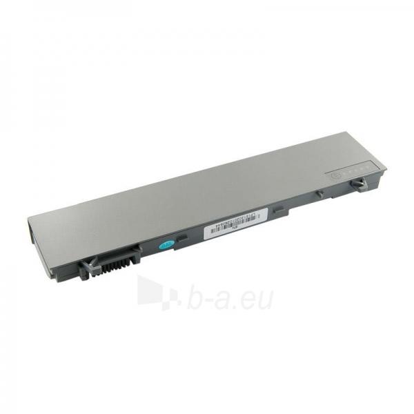 Nešiojamo kompiuterio baterija Whitenergy Dell Latitude E6500 11.1V 4400mAh Paveikslėlis 2 iš 7 250254100589