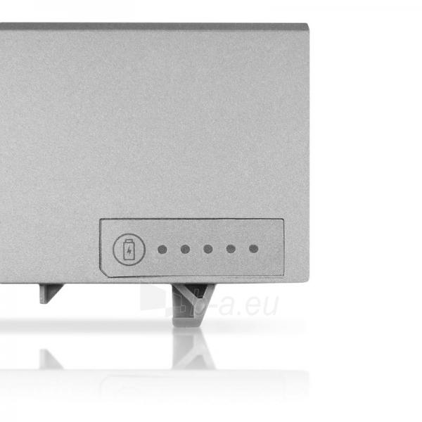 Nešiojamo kompiuterio baterija Whitenergy Dell Latitude E6500 11.1V 4400mAh Paveikslėlis 6 iš 7 250254100589