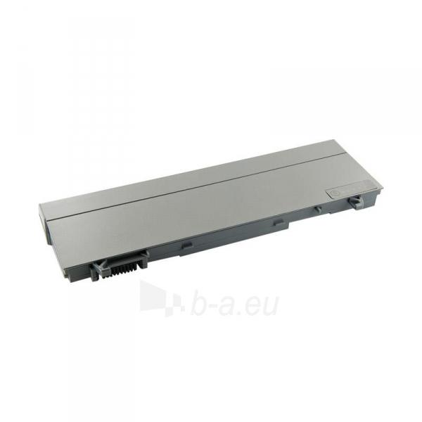 Nešiojamo kompiuterio baterija Whitenergy Dell Latitude E6500 11.1V 6600mAh Paveikslėlis 2 iš 7 250254100590