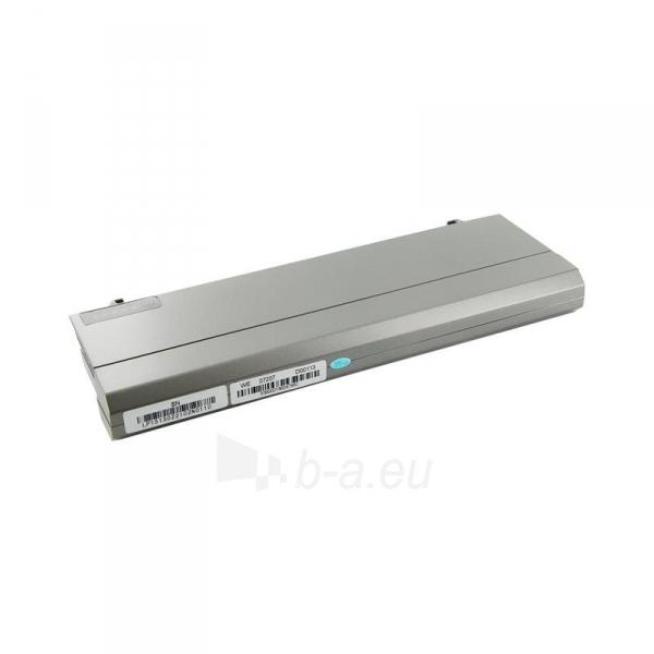 Nešiojamo kompiuterio baterija Whitenergy Dell Latitude E6500 11.1V 6600mAh Paveikslėlis 3 iš 7 250254100590