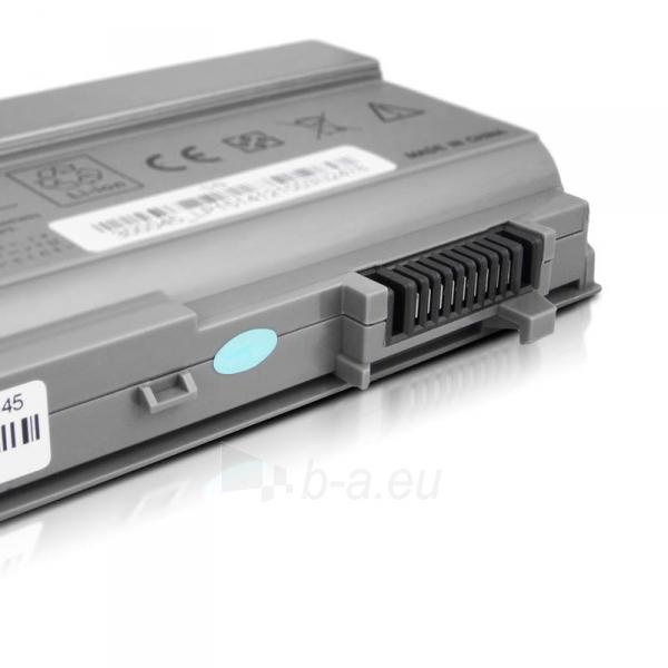 Nešiojamo kompiuterio baterija Whitenergy Dell Latitude E6500 11.1V 6600mAh Paveikslėlis 7 iš 7 250254100590