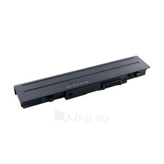 Nešiojamo kompiuterio baterija Whitenergy Dell Studio 15 11.1V 4400mAh Paveikslėlis 2 iš 3 250254100593