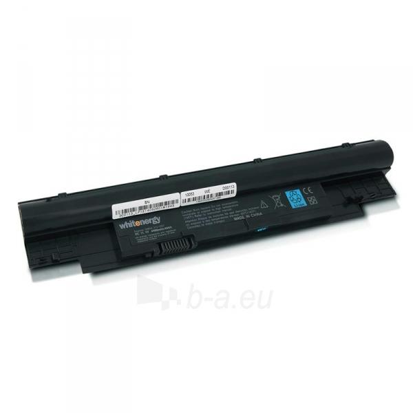 Nešiojamo kompiuterio baterija Whitenergy Dell Vostro V131 series H7XW11.1V 4400 Paveikslėlis 1 iš 4 310820005378