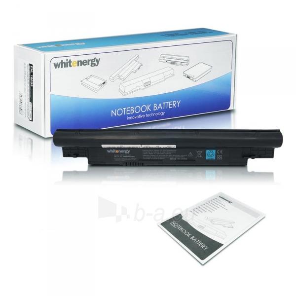 Nešiojamo kompiuterio baterija Whitenergy Dell Vostro V131 series H7XW11.1V 4400 Paveikslėlis 3 iš 4 310820005378