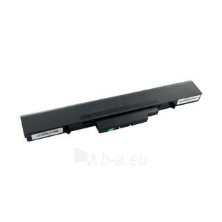 Nešiojamo kompiuterio baterija Whitenergy HP Compaq 510 14.8V 4400mAh Paveikslėlis 2 iš 6 250254100624