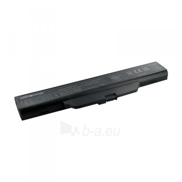 Nešiojamo kompiuterio baterija Whitenergy HP Compaq 6720 10.8V 4400mAh Paveikslėlis 1 iš 7 310820005304