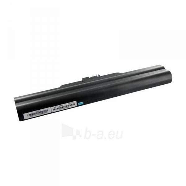 Nešiojamo kompiuterio baterija Whitenergy HP Compaq 6720 10.8V 4400mAh Paveikslėlis 3 iš 7 310820005304
