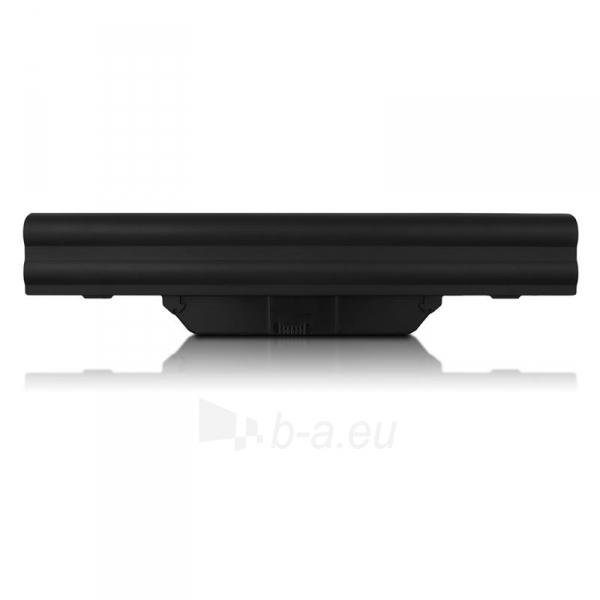 Nešiojamo kompiuterio baterija Whitenergy HP Compaq 6720 10.8V 4400mAh Paveikslėlis 4 iš 7 310820005304