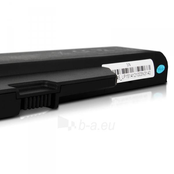 Nešiojamo kompiuterio baterija Whitenergy HP Compaq 6720 10.8V 4400mAh Paveikslėlis 6 iš 7 310820005304