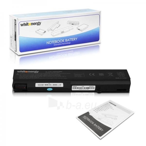 Nešiojamo kompiuterio baterija Whitenergy HP Compaq 6730B 10.8V 4400mAh Paveikslėlis 3 iš 6 250254100626