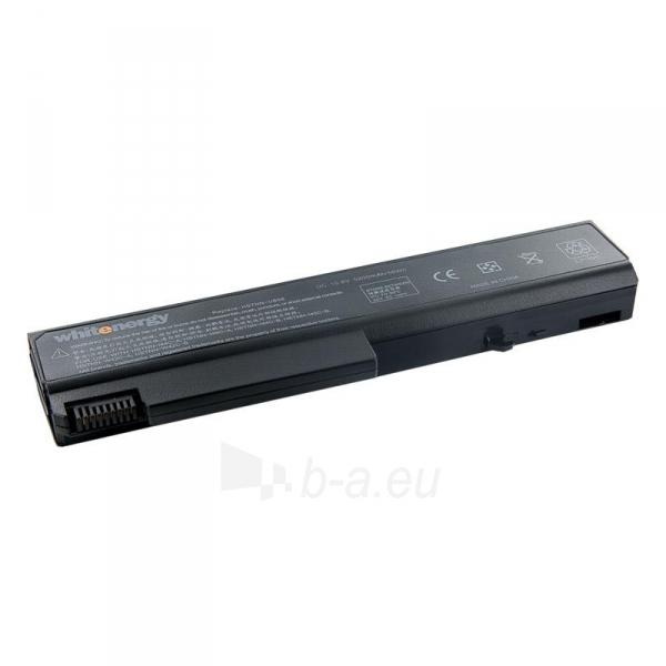 Nešiojamo kompiuterio baterija Whitenergy HP Compaq 6730B 10.8V 5200mAh Paveikslėlis 1 iš 3 250254100753