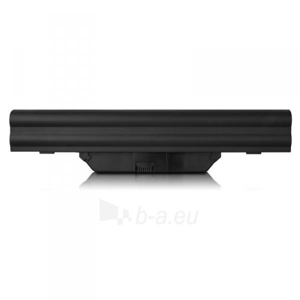 Nešiojamo kompiuterio baterija Whitenergy HP Compaq Business 6720 10.8V 5200 Paveikslėlis 4 iš 6 310820005314