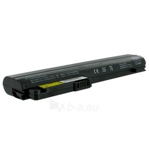 Nešiojamo kompiuterio baterija Whitenergy HP Compaq NC2400 10.8V 4400mAh Paveikslėlis 1 iš 7 250254100632
