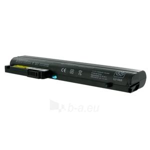 Nešiojamo kompiuterio baterija Whitenergy HP Compaq NC2400 10.8V 4400mAh Paveikslėlis 2 iš 7 250254100632