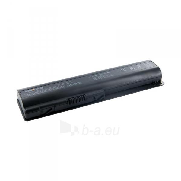 Nešiojamo kompiuterio baterija Whitenergy HP Compaq Pavilion DV5 10.8V 4400 Paveikslėlis 1 iš 6 250254100644