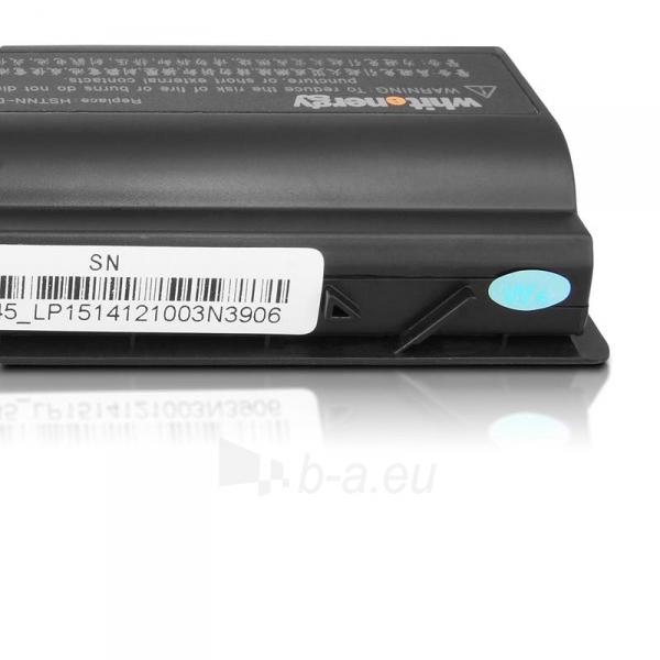 Nešiojamo kompiuterio baterija Whitenergy HP Compaq Pavilion DV6000 10.8V 4400 Paveikslėlis 6 iš 7 250254100647