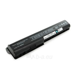 Nešiojamo kompiuterio baterija Whitenergy HP Compaq Pavilion DV7 14.4V 6600 Paveikslėlis 1 iš 7 250254100650