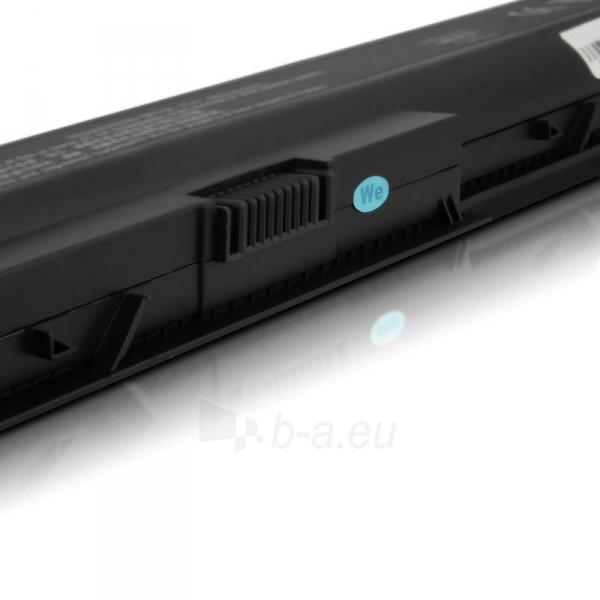 Nešiojamo kompiuterio baterija Whitenergy HP Compaq Pavilion DV7 14.4V 6600 Paveikslėlis 6 iš 7 250254100650