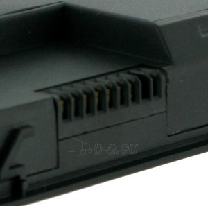 Nešiojamo kompiuterio baterija Whitenergy HP Compaq Presario X1000 14.8V 4400 Paveikslėlis 3 iš 3 250254100745