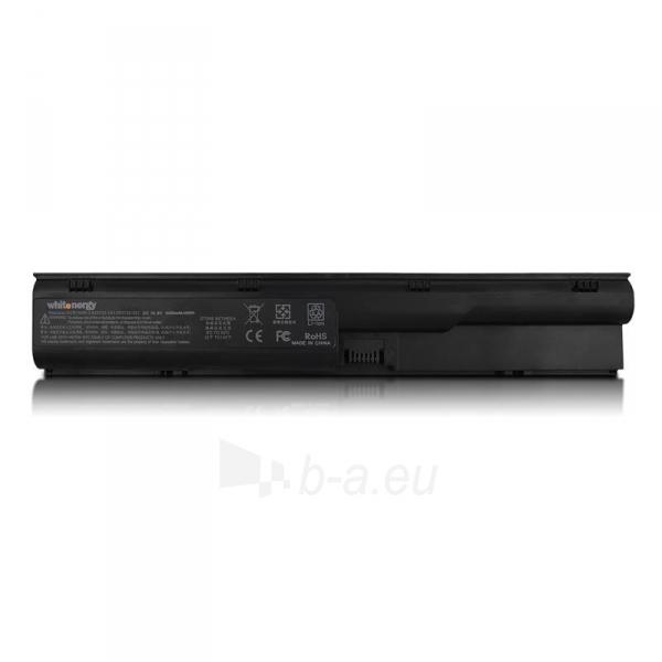 Nešiojamo kompiuterio baterija Whitenergy HP ProBook 4330s 10.8V 4400mAh juoda Paveikslėlis 1 iš 6 310820005347