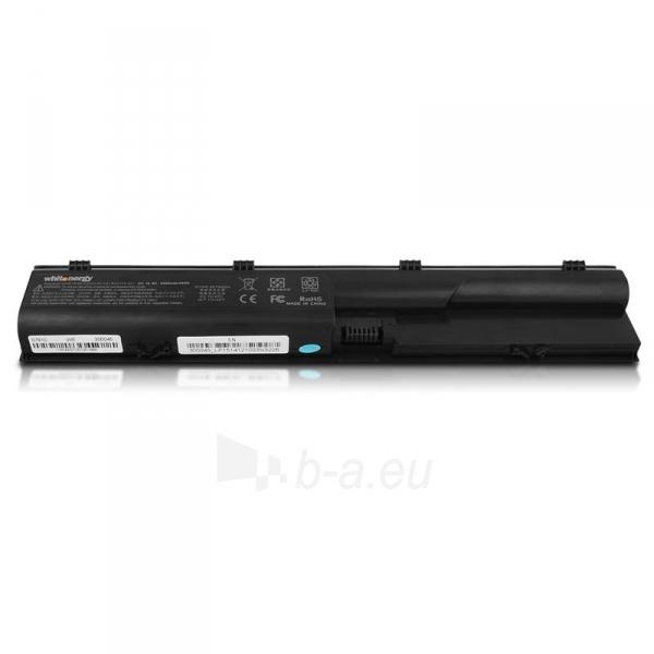 Nešiojamo kompiuterio baterija Whitenergy HP ProBook 4330s 10.8V 4400mAh juoda Paveikslėlis 2 iš 6 310820005347