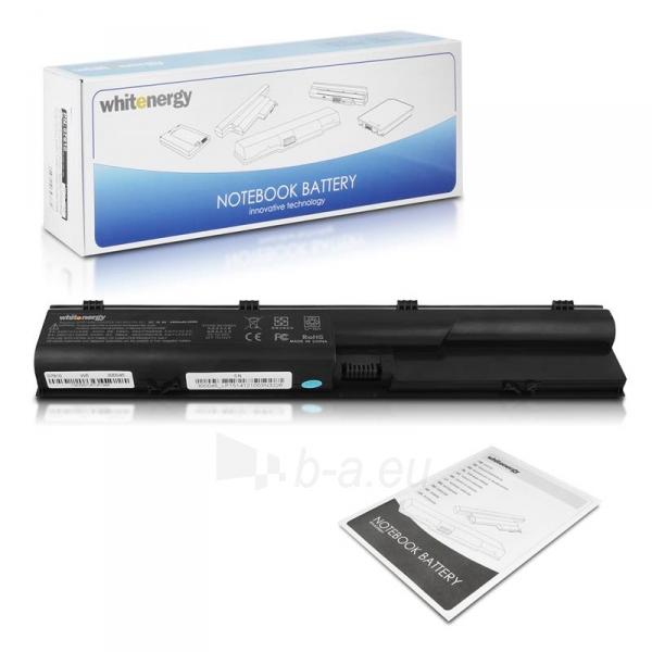 Nešiojamo kompiuterio baterija Whitenergy HP ProBook 4330s 10.8V 4400mAh juoda Paveikslėlis 3 iš 6 310820005347