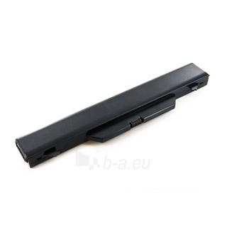 Nešiojamo kompiuterio baterija Whitenergy HP ProBook 4710 10.8V 4400mAh Paveikslėlis 2 iš 6 310820005313