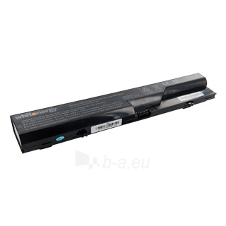 Nešiojamo kompiuterio baterija Whitenergy HP ProBook 4725s 11.1V 6600mAh Paveikslėlis 1 iš 7 250254100659