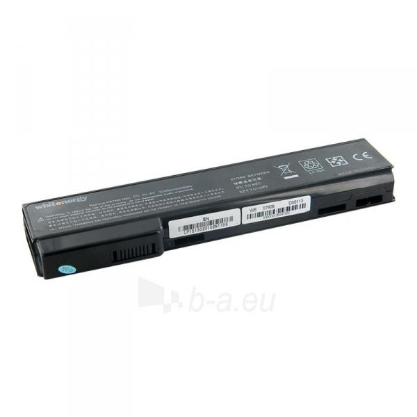 Nešiojamo kompiuterio baterija Whitenergy HP ProBook 6360b 11.1V 5200 Paveikslėlis 1 iš 3 310820005294