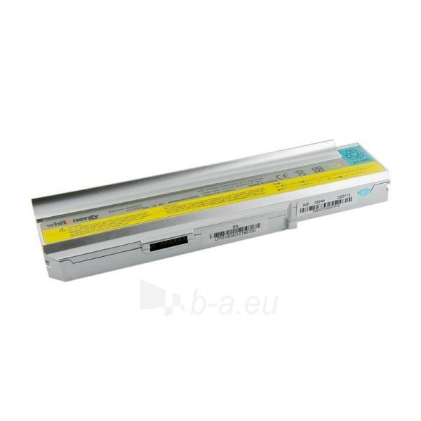 Nešiojamo kompiuterio baterija Whitenergy Lenovo 3000 N100 10.8V 4400mAh Paveikslėlis 1 iš 3 250254100701