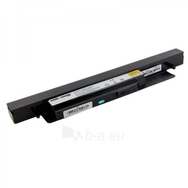 Nešiojamo kompiuterio baterija Whitenergy Lenovo IdeaPad U550 U450 11.1V 4400 Paveikslėlis 1 iš 3 250254100668