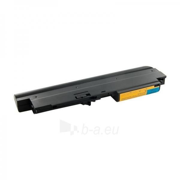 Nešiojamo kompiuterio baterija Whitenergy Lenovo ThinkPad R61i 14 10.8V 4400 Paveikslėlis 2 iš 7 250254100673