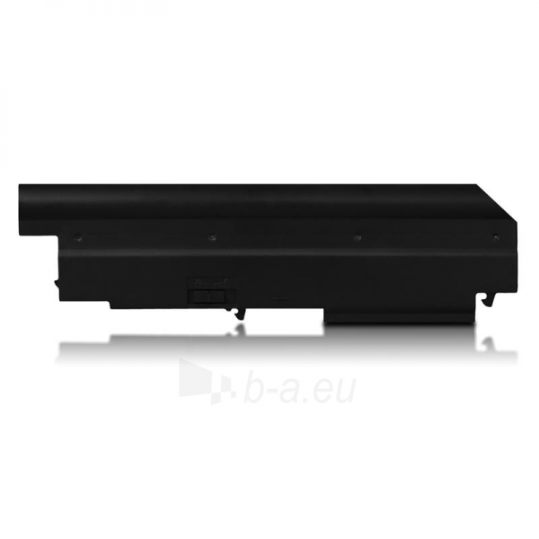 Nešiojamo kompiuterio baterija Whitenergy Lenovo ThinkPad R61i 14 10.8V 4400 Paveikslėlis 4 iš 7 250254100673