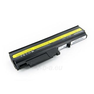 Nešiojamo kompiuterio baterija Whitenergy Lenovo ThinkPad T40 10.8V  4400mAh Paveikslėlis 1 iš 7 250254100675