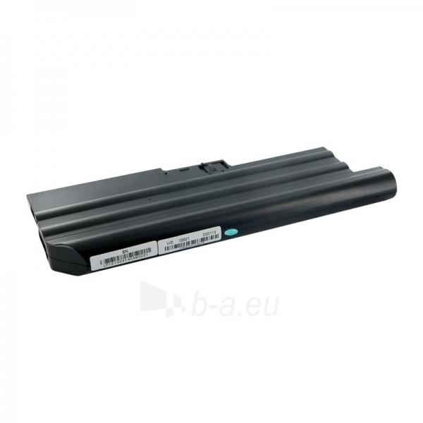 Nešiojamo kompiuterio baterija Whitenergy Lenovo ThinkPad T60 10.8V 6600mAh Paveikslėlis 3 iš 3 250254100677