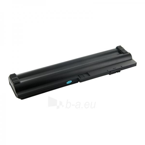 Nešiojamo kompiuterio baterija Whitenergy Lenovo ThinkPad X200 10.8V 4400mAh Paveikslėlis 2 iš 8 250254100679