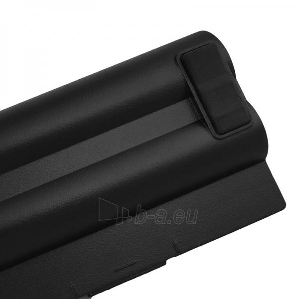 Nešiojamo kompiuterio baterija Whitenergy Lenovo ThinkPad X200 10.8V 4400mAh Paveikslėlis 6 iš 8 250254100679
