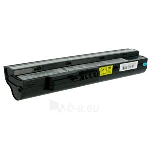 Nešiojamo kompiuterio baterija Whitenergy MSI Wind U100 11.1V 4400mAh juoda Paveikslėlis 1 iš 3 250254100540