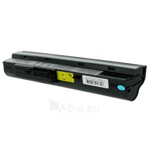 Nešiojamo kompiuterio baterija Whitenergy MSI Wind U100 11.1V 4400mAh juoda Paveikslėlis 2 iš 3 250254100540