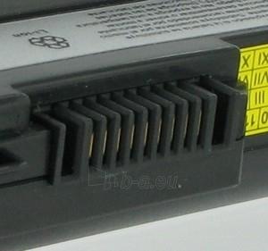 Nešiojamo kompiuterio baterija Whitenergy MSI Wind U100 11.1V 4400mAh juoda Paveikslėlis 3 iš 3 250254100540