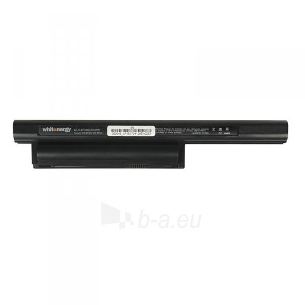 Nešiojamo kompiuterio baterija Whitenergy Sony Vaio VGP-BPS26 10.8V 4400mAh Paveikslėlis 1 iš 6 310820098875