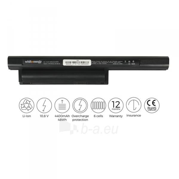 Nešiojamo kompiuterio baterija Whitenergy Sony Vaio VGP-BPS26 10.8V 4400mAh Paveikslėlis 5 iš 6 310820098875