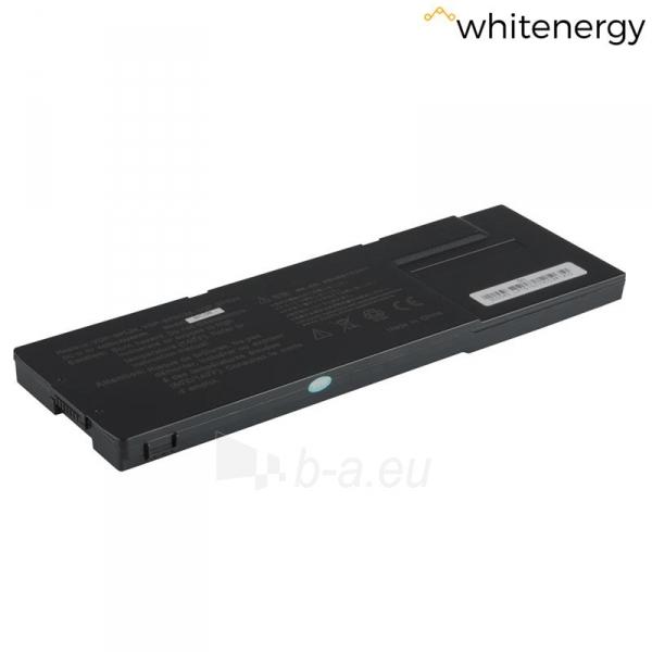 Nešiojamo kompiuterio baterija Whitenergy Sony VGP-BPS24 11.1V 4400mAh Paveikslėlis 2 iš 6 310820005387